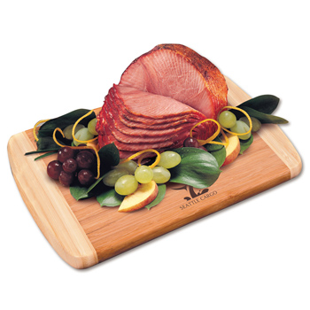 Honey Cured Spiral-Sliced Boneless Ham