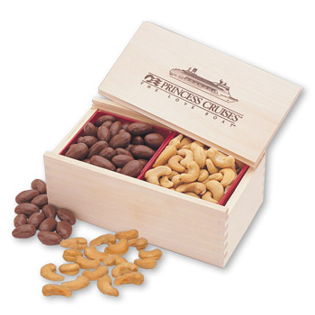Chocolate Almonds & Cashews