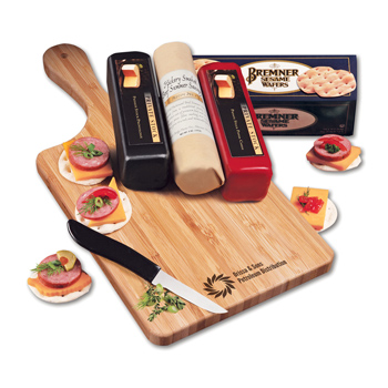Shelf-Stable Cheese Lover's Sampler