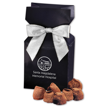 Cocoa Dusted Truffles