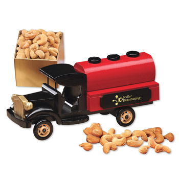 1920-Era Tank Truck with Extra Fancy Jumbo Cashews